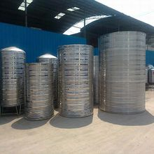 Stainless steel water tank, corrosion resistance, customized