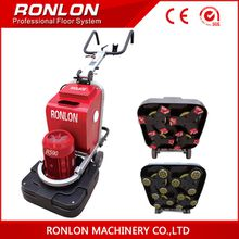 R590 grinding polishing machines used electric concrete floor grinding machine