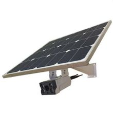 Solar Powered Wireless Security Camera WiFi IP HD Night Vision