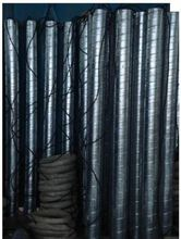 MMO canister anode connected with cable apply on pipeline cathodic protection