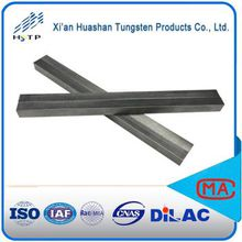Pure Tungsten Bar, High Purity W Strip Grades
