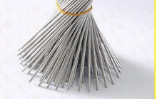 Supply of 304 stainless steel capillary capillary processing cutting bevel slotting