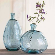 Nice colored glass crystal vases in bulk for centerpieces