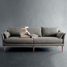 Calion Sofa by Ashley HomeStore, Tan, Polyester