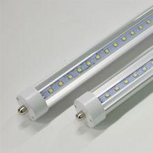 T8 LED Tube Light FA8 R17D Rotate 8ft 6ft 5ft 4ft 3ft 2ft 36-10W AC85-265V PF0.95 2835SMD 192LEDs-48LED Fluorescent Lamps Wholesales