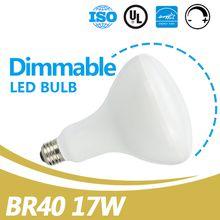 Led BR40 17W Bulb Equivalent 100W Bulb Dimmable Soft White UL ES Listed E26 BR40 Led Flood Light 17W