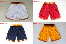 Basketball Shorts Men  039 s Shorts New Breathable Sweatpants Teams Classic  Sportswear Wear Embroidered 5c5758362