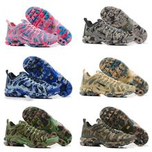 Newest Drop Shipping Famous Air Plus Tn Ultra Camouflage Womens Mens Athletic Running Shoes Sneaker Trainers Shoe Size 36-46