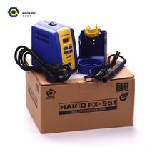 Genuine Hakko FX-951 soldering station 75W with sleeping function,FX9501 soldering Iron and Soldering Iron Holder