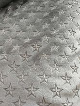 3D Flannel Embossing Fabric