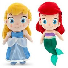Lovely Mermaid Princess Plush Dolls Girls Toys Doll Children's Creative Gifts A Birthday Present Doll