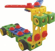 Most popular trendy style kindergarten intelligence children plastic building block