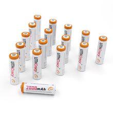 High Capacity Ni-Mh 1.2v AA 2500mah, AA Rechargeable Battery,NI-CD Rechargeable Battery