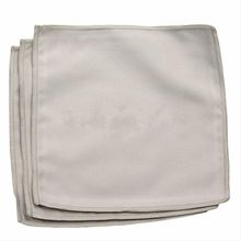 Easy cleaning microfiber glasses cloth with not fade