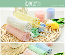 Children's gauze towel, 30*30,6 floors​