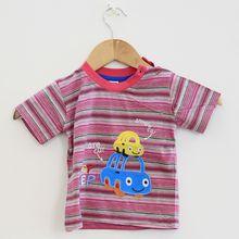 summer baby clothes cotton t-shirt short sleeve cotton clothesT Shirt Kids Cartoon T shirt Baby Short Sleeve Children Summer Tee Tops
