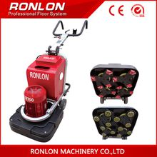 high quality concrete marble floor polisher machinery
