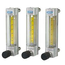 Glass Tube Rotameter Gas Flow Meter