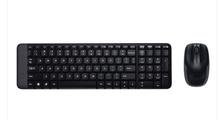 Logitech (Logitech) MK220 wireless photoelectric keyboard suit wireless mouse, wireless keyboard suit