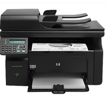 Hewlett-packard (HP) M1213nf four syncretic multifunctional laser all-in-one black and white