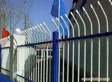 WPC Eco-Friendly Outdoor Decorative Garden Fence