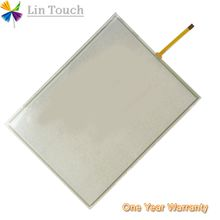 NEW HT104A 10412 HMI PLC touch screen panel membrane touchscreen Used to repair touchscreen