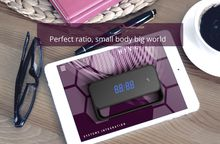 NEW Clock Model 140 degrees 1080P WIFI IP IR Night Vision Mini camera DVR CAM Support IOS Android Remote