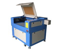 10060 80w Ruida cnc laser cutting machine