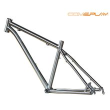 Comeplay Lightest Disc Brake Titanium Mountain Bicycle Frame MTB bike Frame
