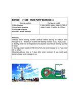 BEARING(NNAL6/101.6 Q4/C5W33XYA2)FOR F-500 MUD PUMP