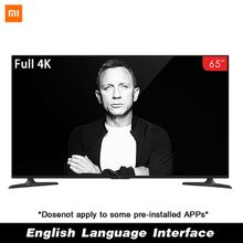 Xiaomi Smart 4A 65-inch quad-core 64-bit high-performance processor, HDR10, 2GB+8GB, AI artificial intelligence Smart TV