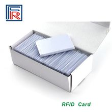 860-928MHz RFID long distance Gen2 ISO18000-6C UHF card tag for Automated Parking Management