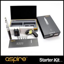 Wholesale Pre Sell Genuine High Quality Authentic Aspire Starter Kit with 900mah G-Power Battery Newest aspire starter Kit Free Shipping