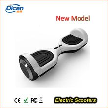 New Model 6.5 inch two wheels scooter self balance electric unicycle hoverboard 4400mah battery drift board