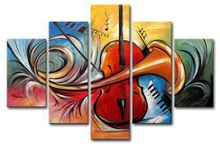 Modern Oil Painting On Canvas abstract painting Guaranteed 100% Free shipping YP751
