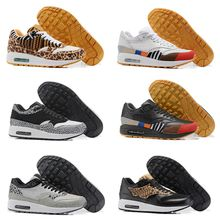 Newest Drop Shipping Famous Air 1 Atmos Multi-Color 87 Safari Womens Mens Athletic Running Shoes Sneaker Trainers Shoe Size 36-46