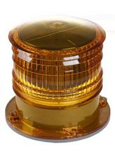 LED lighting sources. it is cost-efficient. the main purpose is for marking the runways of airports.
