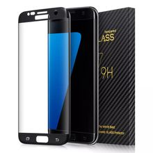 Factory Price Samsung Tempered Glass Screen Protector Film for Samsung Galaxy S8 Fully Curved Clear Mobile Phone Screen Protector