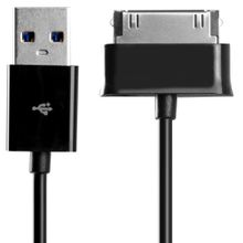 Hot Sales USB Data Sync Cable Power Charger For Huawei Mediapad 10.1 Inch Tablet PC Free Shipping