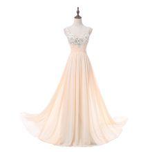 Real Photo Vinoprom Vestido de festa Evening Dress Robe De Soiree V Neck Feathers Long Tulle Party Evening Dresses 2018 Prom