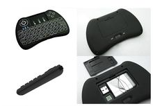 2.4GHz Air Mouse Keyboard Remote Control Touchpad For Android Box TV 3D Game Tablet Pc