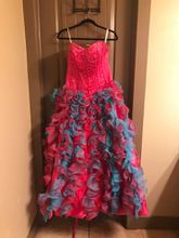 Sweetheart Bead Evening Gown Dresses Evening Wear Prom Dresses Lace Up Back Colorful Quinceanera Dresses Vestidos Festa 2017