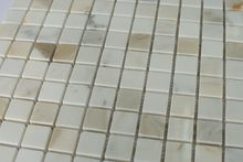 Faddish and Classic, Simple and Decent Square Mosaic unifrom size of 25x25mm polished large quantity supply 10pcs/lot
