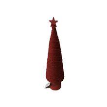Alldeco Red Hemp Cord Cone