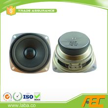 free sample 105mm audio speaker 4 inch 15w 4ohm car speakers