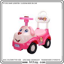 HT-5513 POPPY SWING RIDE ON CAR