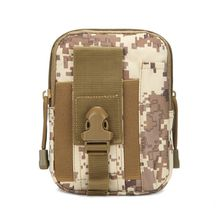 Pocket Motion Outdoors Riding Military Field Travel Mountaineering Camouflage Waterproof A50