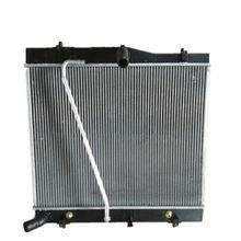 Hiace 16400-70170 Aftermarket Aluminum Car Fin Tube Radiator pa66 gf30