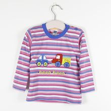 new striped kids wear clothing boys clothes boy's long sleeve t shirt child shirt boys kids t-shirts child hot top