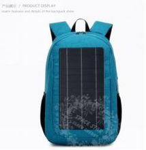 2017 Latest Waterproof Rechargeable Backpack Solar Panel In China With Solar Panels From Voltaic Systems for sale